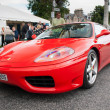 Stock Photo: Ferrari 360