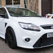 Постер, плакат: Ford Focus RS