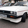 Постер, плакат: 1980s Ford Capri 2 8 injection