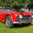 Triumph TR5 - Stock Photo