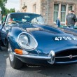 Jaguar E Type — Stock Photo