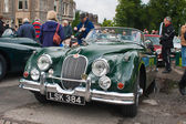 Jaguar XK150 — Stock Photo