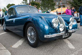 Jaguar XK120 — Stock Photo