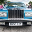 Rolls Royce Silver Spur — Stock Photo