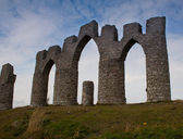 Fyrish Monument — Stock Photo
