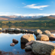 Stock Photo: Loch Morlich