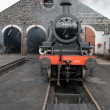 Stock Photo: LMS Ivatt locomotive