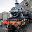 Stock Photo: LMS Ivatt 2 Class 2 2-6-0 locomotive