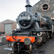 LMS Ivatt 2 Class 2 2-6-0 locomotive — Stock Photo