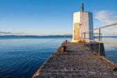 Narrow pier — Photo