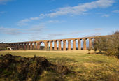 Culloden Viaduct — 图库照片