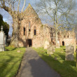 Stock Photo: Beauly Priory, Scotland