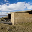 Hoxa Head wartime defences, Orkney — Stock Photo
