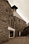 Scottish Whisky distillery — Stock Photo