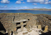 Skara Brae, Orkney, Scotland — Stock Photo
