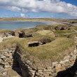 Skara Brae, Orkney - Stock Photo