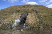 Maeshowe chambered cairn — Stock Photo