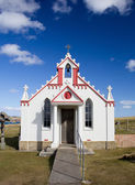 Italian Chapel, Orkney — Stock Photo