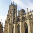 York Minster — Stock Photo #28616773