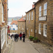 Robin Hoods Bay street — Stock Photo #28618797