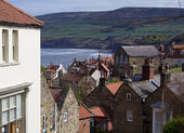 Robin Hoods Bay — Stock Photo