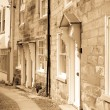 Robin Hood's Bay houses — Stock Photo #28622921