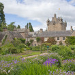Cawdor Castle and gardens — Stock Photo #29769705
