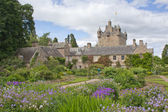 Cawdor Castle and gardens — Stock Photo