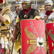 Roman Soldiers — Stock Photo