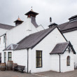 Stock Photo: Dalwhinnie distillery, Scotland