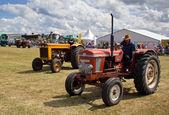 Rally de Tractores clásicos — Foto de Stock