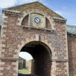 Stock Photo: Fort George barracks