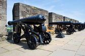 Vintage cannon — Stock Photo