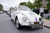 Love Bug VW Beetle — Stock Photo
