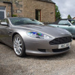 Stock Photo: Aston Martin DB9