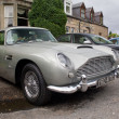 Aston Martin DB5 — Foto Stock
