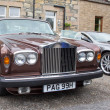 Stock Photo: Rolls Royce Silver Shadow
