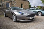 Aston Martin DB9 — Stock Photo