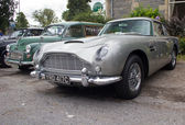 Aston Martin DB5 — Stock Photo