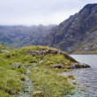 Stock Photo: Loch Coruisk