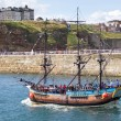 tour in barca turistica Whitby — Foto Stock