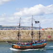 Whitby tourist boat tour — Photo