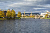 River Ness, Inverness — Stock Photo
