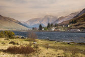 Loch Duich, Scottish Highlands — Stock Photo