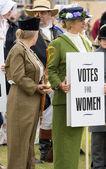 Suffragette - Votes for women — Stock Photo
