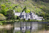 Kylemore Abbey, — Stock Photo