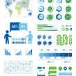Infographic Elements 01 — Vector de stock #27726499