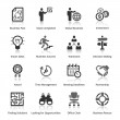 Business Icons - Set 3 — Stockvectorbeeld