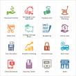 Personal & Business Finance Icons - Set 2 — Stock Vector