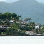 Coast of Angra dos Reis, Brazil — Stock Photo #24410825
